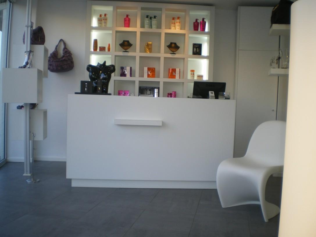 Caisse salon de coiffure
