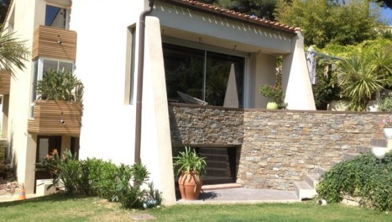 Relooking facade Sanary-Sur-Mer